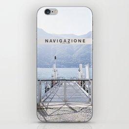 Navigazione iPhone Skin