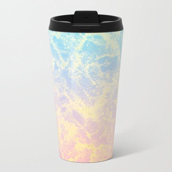 Effervesce Metal Travel Mug