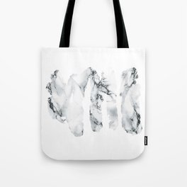 Marble stains Tote Bag