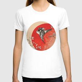 Japan Bird T-shirt