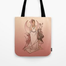 The Alderaan Rose Tote Bag