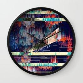 Boulder Manifest - 2016.02 Wall Clock