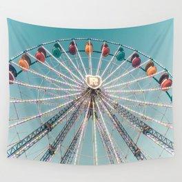 Ferris Wheel 7 Wall Tapestry