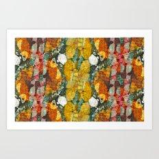 composition2 Art Print