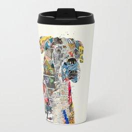 the mod boxer Travel Mug