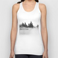 minnesota Tank Tops featuring Minnesota Grown  by Irislynn