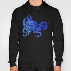 Ombre Octopus Hoody