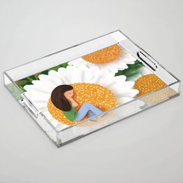 Naps are the best Acrylic Tray