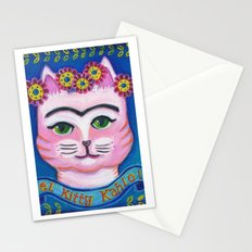 el Kitty Kahlo Stationery Cards