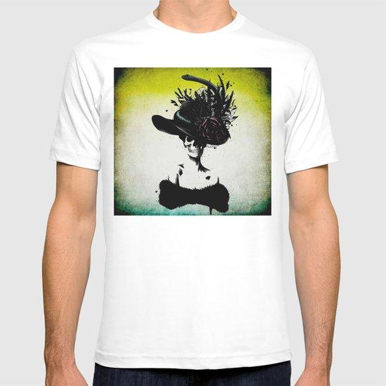 mrs skeleton T-shirt