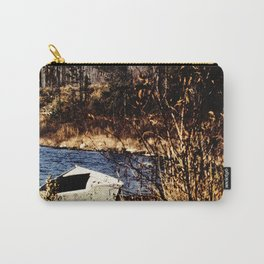 The old rowboat Carry-All Pouch