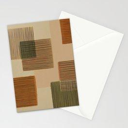 Geo Patchwork #2 Stationery Cards