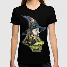 Story of the wizard of the rings T-shirt