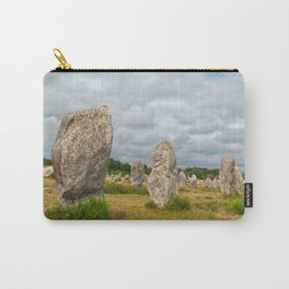 Carnac Stones Carry-All Pouch