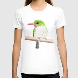 Puerto Rican Tody T-shirt