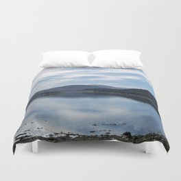 View over the Loch Duvet Cover