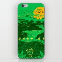 apocalypse now iPhone & iPod Skins featuring Apocalypse Now : Reducks by Matt Wasser