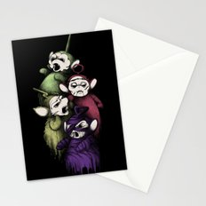 SCARYTUBBIES Stationery Cards
