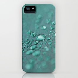Rain Drops I iPhone Case