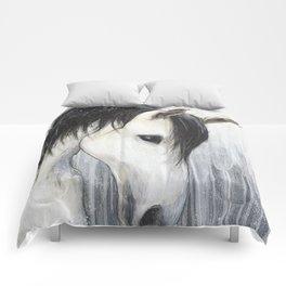 White Horse Comforters