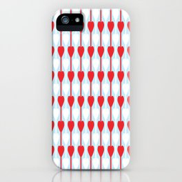 Heart Strings iPhone Case