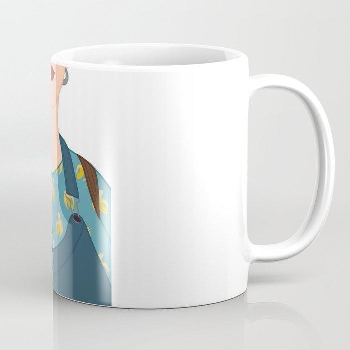 Pineapple - Banana Time Coffee Mug