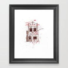 No tax, no tax Framed Art Print
