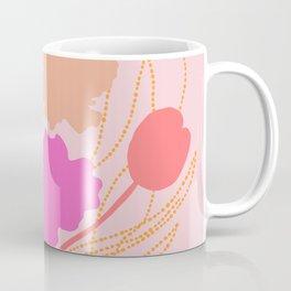 Flora Design Coffee Mug