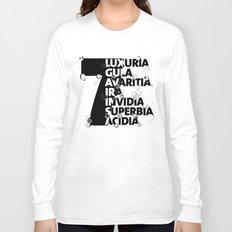 7ins Long Sleeve T-shirt
