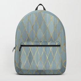 Still Bold. Steel Gold Backpack