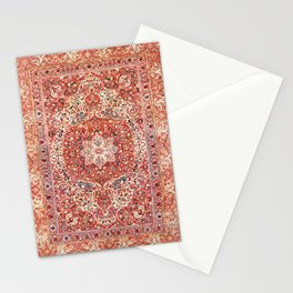 Tabriz Azerbaijan Northwest Persian Rug Print Stationery Cards