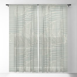 Wings of Spirit Sheer Curtain