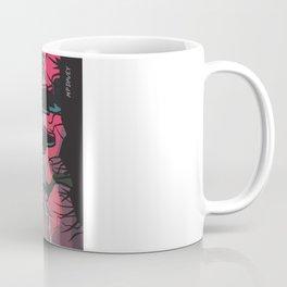frankenstein creature in storm  Coffee Mug