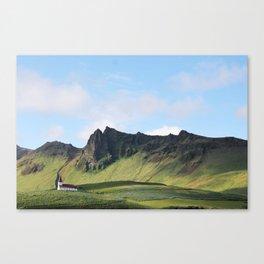 Nestled Canvas Print