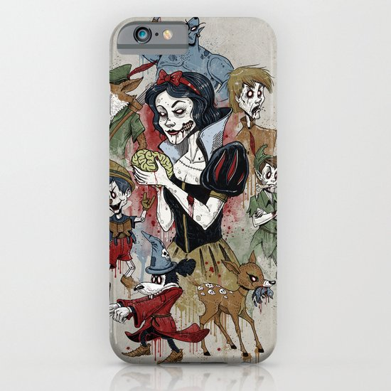 The Return of The Classics iPhone & iPod Case