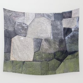 An imperial wall Wall Tapestry