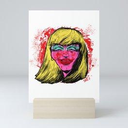 KLLR QWN Mini Art Print