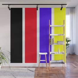 Happy on Colors Wall Mural