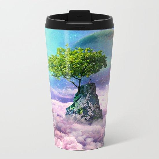 spectator of worlds Metal Travel Mug