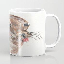 Silly Sea Lion Coffee Mug