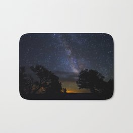 Under The Stars at the Grand Canyon Bath Mat