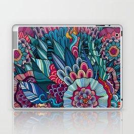 flowers /Agat/ Laptop & iPad Skin