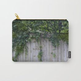 The Green Can Never Be Blocked Carry-All Pouch