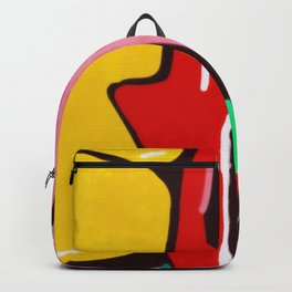 In the street No3 Backpack