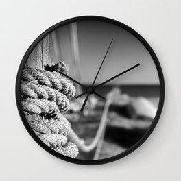 The sea between us Wall Clock