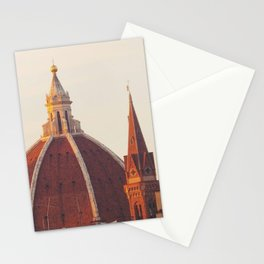 The Dome - Florence - Tuscany Stationery Cards