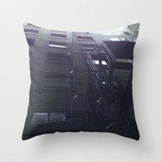 Block Throw Pillow