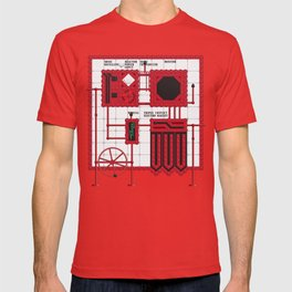 Rocky Horror Control Panel T-shirt