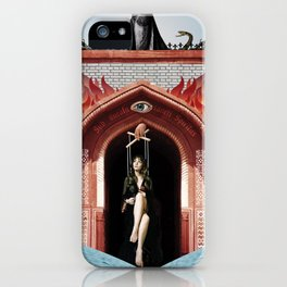 The Gate iPhone Case
