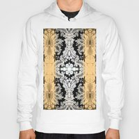 baroque Hoodies featuring Baroque by Monike Meurer